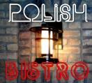 Polish Bistro Menu