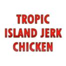 Tropic Island Jerk Chicken Menu