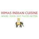 Himas Indian Cuisine Menu
