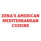 Zena's American Mediterranean Cuisine Menu