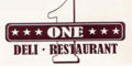 Number One Deli & Restaurant Menu