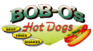 Bob Os Hot Dogs Menu