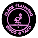 Black Flamingo Menu