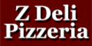 Z Deli Pizzeria Menu