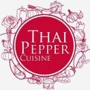 Thai Pepper Cuisine Menu