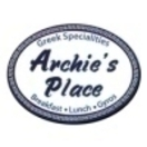 Archie's Place Menu