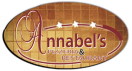 Annabel's Pizza Menu