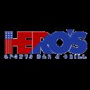 Hero's Pizza Bar & Grill Menu