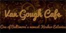 Van Gough Cafe Menu