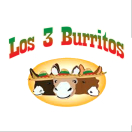 Los 3 Burritos Menu