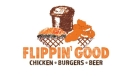 Flippin' Good Chicken, Burgers, Beer Menu