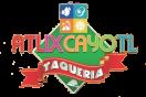 Atlixcayotl Taqueria Menu
