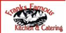 Frank's Famous Kitchen Menu