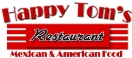Happy Tom's Restaurant Menu