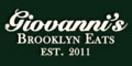 Giovanni's Brooklyn Eats Menu