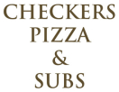 Checkers Pizza & Subs Menu