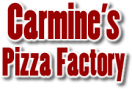 Carmine's Pizza Factory Menu