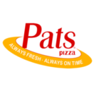 Pat's Pizza Menu