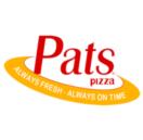 Pat's Pizza Menu