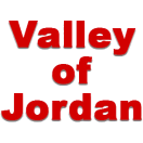 Valley of Jordan Menu