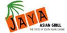Jaya Asian Grill Menu