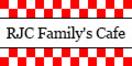 RJC Family's Cafe Menu