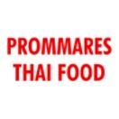 Prommares Thai Food Menu
