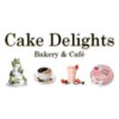 Cake Delights Menu