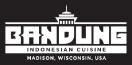 Bandung Indonesian Restaurant Menu