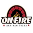 On Fire Pizza Menu