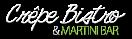 Crepe Bistro & Martini Bar Menu