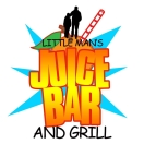 Little Man's Juice Bar and Grill Menu