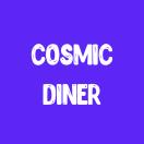 Cosmic Diner @ 52 Menu