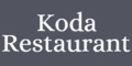 Koda Restaurant Menu