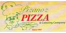 Pizanoz Pizza Menu