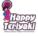 Happy Teriyaki #4 Menu
