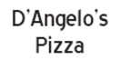 D'Angelo's Pizza Menu