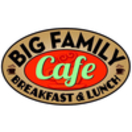 The Big Family Cafe Menu