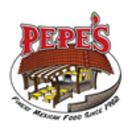 Pepe's Menu