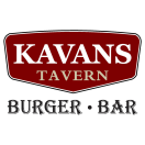 Kavans Tavern Burger Bar Menu
