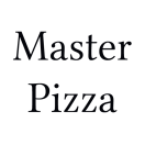 Master Pizza Menu