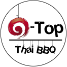 O-TOP Thai BBQ Menu