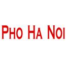 Pho Ha Noi Menu