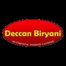 Deccan Biryani Menu