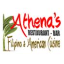 Athena's Filipino & American Cuisine Menu