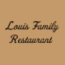 Louis Family Restaurant Menu