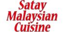Satay Malaysian Cuisine Menu