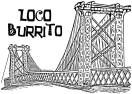 Loco Burrito Menu