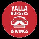 Yalla Burgers & Wings Menu