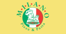 Milano Pizza and Pasta Menu